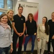 Silja Kempinger Presseclub Fisch und Fleisch, Zukunft des Journalismus